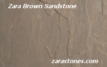 Zara Brown Wall Coping Stones