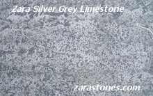 Zara Silver Grey Wall Coping Stones